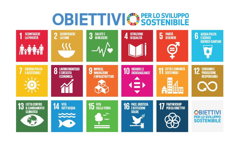 agenda 2030 obiettivi sviluppo sostenibile completa
