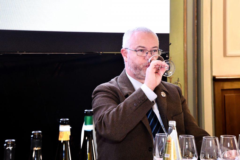 Carlo Veronese Direttore del Consorzio Tutela Vini OP