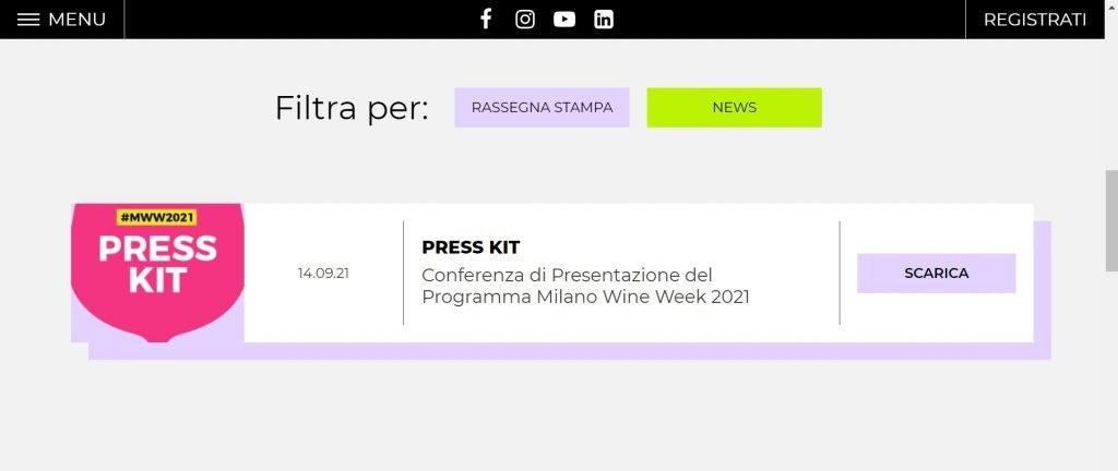 press kit mww2021